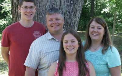 Bob, Darlene, Bobby & Grace McCoy