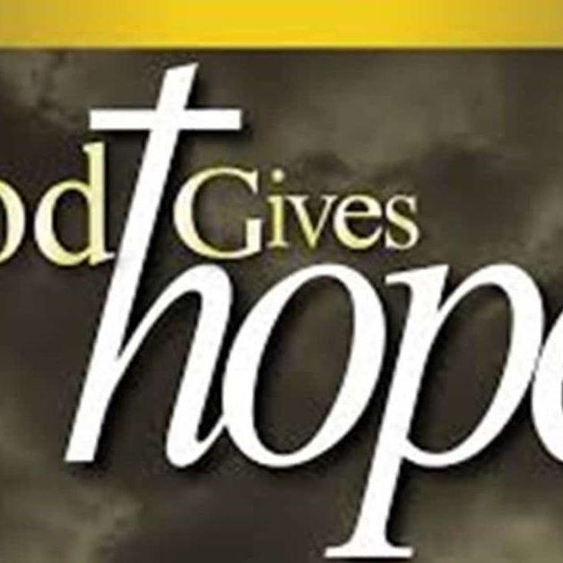God Goves Hope
